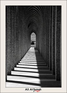 shadow architecture 1 by Ali Al-Jumah علي الجمعه, via Flickr