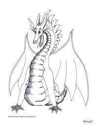 image result for maleficent dragon coloring pages