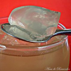 Gelatina de manzana (para abrillantar tartas)
