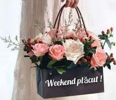 Happy Weekend, Floral Wreath, Decor, Floral Crown, Decoration, Decorating, Flower Crowns, Flower Band, Deco