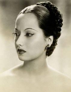 Merle Oberon c.1935