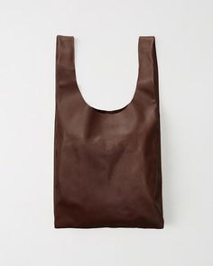 288314321a78 Leather Baggu Tote  affiliate Brown Leather Handbags