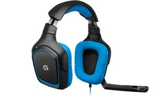 Logitech G Gaming Audio – Headsets and PC Speakers