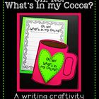 Uh, oh! What's in my Cocoa? That's what students will be asking when they create this adorable and easy to make craftivity. Students choose an obje...