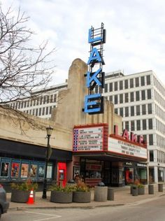 Lake Theater-lots of movies seen here