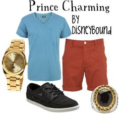 DisneyBound for Guys - Prince Charming Disney Bound Outfits, Couple Outfits, Disney Inspired Fashion, Disney Fashion, Disney Men, Drunk Disney, Estilo Disney, Fairytale Fashion, Disney Halloween