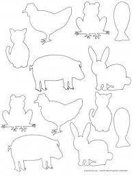 Resultado de imagen para tema de preescolar animales de la granja