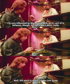 This is Spinal Tap directed by Rob Reiner