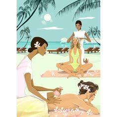Massage - Lucy Truman