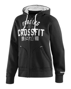 CrossFit HQ Store- Garage FZ Hoody - Men Buy Authentic CrossFit T-Shirts, CrossFit Gear, Accessories and Clothing