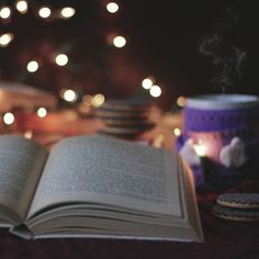 Christmas Inspiration, Read More, Relax, Lights, Website, Reading, Books, Libros, Book