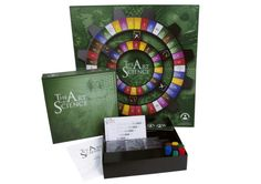 You think you are smart? Try this board game!