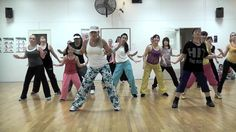 """""""HOW LOW"""" by Ludacris -  Choreography by Lauren Fitz for Dance Fitness"""