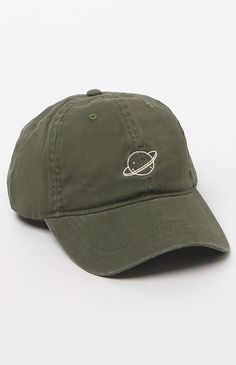 Hooked on Saturn Baseball Cap that I found on the PacSun App