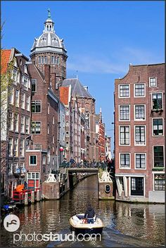 The beautiful Canals of Amsterdam....Was such a nice visit regardless of how short the time was...