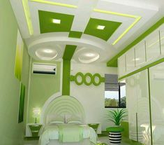 False Ceiling Living Room, Ceiling Design Living Room, Home Ceiling, Ceiling Ideas, Ceiling Lights, Bedroom False Ceiling Design, Bedroom Bed Design, Bedroom Ceiling, Girls Bedroom