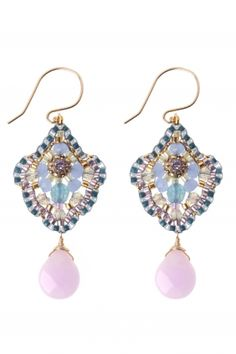 #miguel #mses earrings are designed and handmade in new york I NEWONE-SHOP.COM