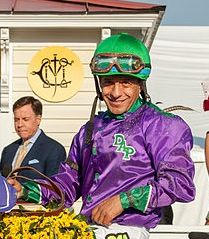 Victor Espinoza (Bob Costas in background lol) (born May 23, 1972) is ajockeyin AmericanThoroughbred horse racing who won theTriple Crownin 2015 onAmerican Pharoah. He began riding in his native Mexico and went on to compete at racetracks in California. He has won theKentucky Derbythree times, ridingWar Emblemin 2002,California Chromein 2014, andAmerican Pharoahin 2015. He also won thePreakness Stakesthree times, ridingWar Emblemin 2002California Chromein 2014…