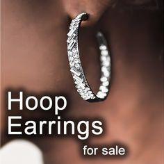 Paparazzi hoop earrings facebook album cover image