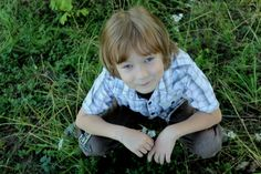 photo of my little brother