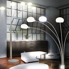 Luxus Wohnzimmer Stehlampe Modern