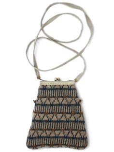 Bronze Clasp Bag