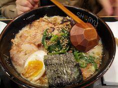 Shoryu Ganso Tonkotsu - ramen noodles