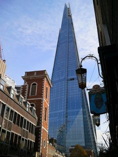 Approaching the Shard in London England Uk, London England, London Architecture, Futuristic Architecture, London 2016, The Shard, Travel Pictures, Travel Pics, Things To Do In London