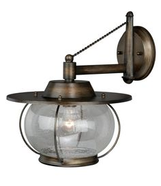 View the Vaxcel Lighting W0150 Jamestown 1 Light Wall Sconce at LightingDirect.com.
