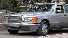 Mercedes W126, Mercedes 280, Limousin, S Class