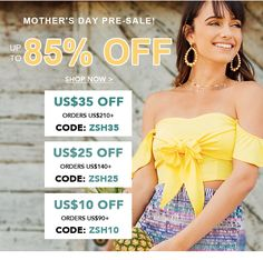 SheIn.com is mainly design and produce fashion clothing for women all over the world for about 5 years. Shop for latest women's fashion dresses, tops, bottoms. High Quality with affordable prices. Global Mobile, Latest Fashion For Women, Womens Fashion, Spring Sale, Women's Fashion Dresses, Shop Now, Strapless Dress, 5 Years, Shopping