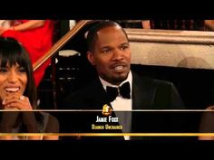 There's one Golden Globe Award you missed, and [spoiler!!!] Jamie Foxx won it.    (via UCB)