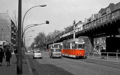 Berlin ! Schönhauser Allee / Ecke Schivelbeiner Straße !