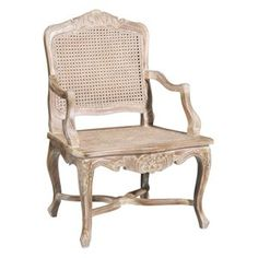 Furniture Classics 1253 French Regency Arm Chair