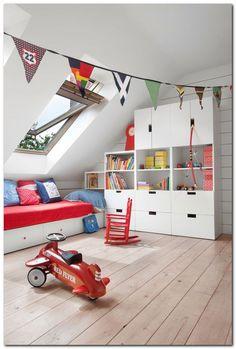 Simple Playroom Ideas for Kids (67)