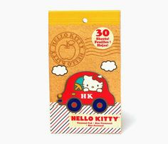 Hello Kitty Memo Pad: All About Me