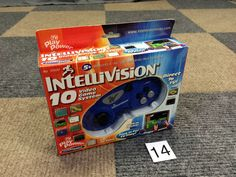 NEW SEALED 2003 TV PLAY POWER INTELLIVISION 10 VIDEO GAME SYSTEM TECHNO SOURCE #TechnoSource