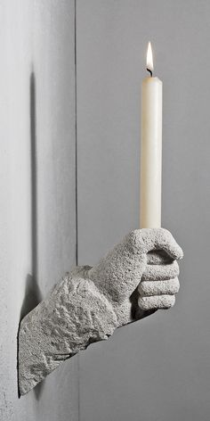 Bence Hajdu, Candle Holder, 2004