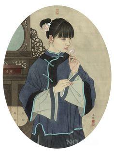 Zhao Shengchen(赵胜琛) , 淡品相思