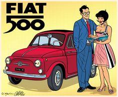 """Les enquêtes auto de Margot """"Excellent-Archie comics with cars!"""" KB"""