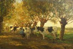 willem roelofs - Google zoeken Cow Art, Dutch Painters, Dutch Artists, Fine Art, Masters, Painting, School, Google, Naturaleza