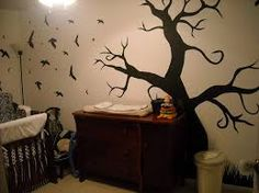 the nightmare before christmas nursery - Google Search