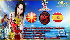 Prediksi Skor FYR of Macedonia vs Spain 12 Juni 2017