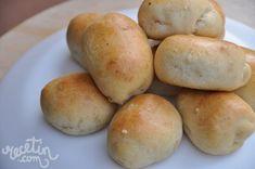 Un pan ideal para los bocadillos de los más pequeños. Está siempre blandito y se puede rellenar con ingredientes dulces o salados. Blandito, Empanadas, Relleno, Hamburger, Potatoes, Bread, Vegetables, Recipes, Dinner Rolls