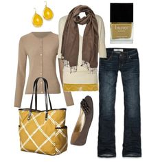 Mustard and grey - Okay for real, where do you buy this kinda stuff?