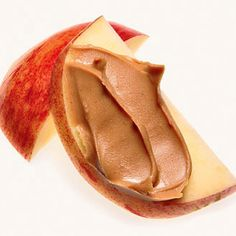 Apple and Peanut Butter - Fitnessmagazine.com