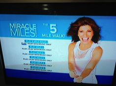 Walk at Home *Miracle Miles* BRAND NEW dvd set by Leslie Sansone *Part 5 of 5* Final post here: http://empowermoms.net/2015/09/walk-at-home-miracle-miles-brand-new-dvd-set-by-leslie-sansone-part-5-of-5-final-post.html