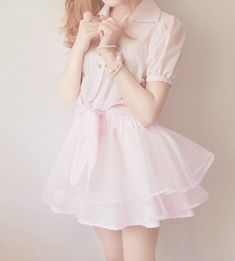 Imagem de pink, fashion, and kawaii