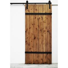 Found it at Wayfair - Celeste Wood 1 Panel Interior Barn Door