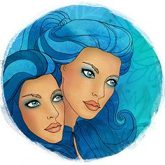 Gemini zodiac sign, astrology and horoscope star sign meanings with many astrological pictures and descriptions. Gemini Daily, June Gemini, Gemini Art, Gemini Life, Zodiac Signs Gemini, Taurus And Gemini, Zodiac Art, Zodiac Quotes, Astrology And Horoscopes